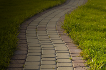 ploty kamenné chodníky